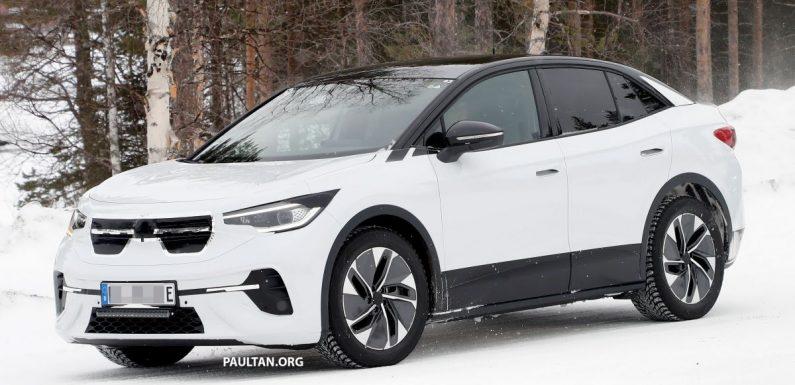 SPIED: Volkswagen ID.5 seen on cold-weather test – paultan.org