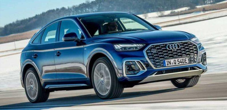 Audi Q5 Sportback Gets New Plug-In Hybrid Variants
