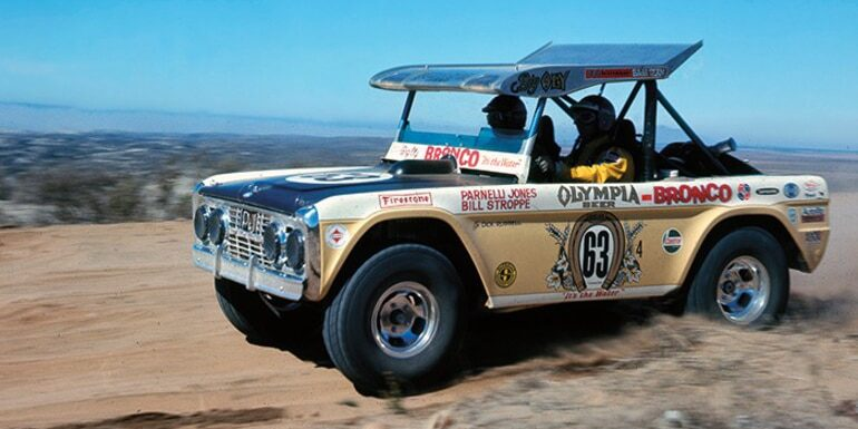 Big Oly Ford Bronco, World's Most Famous Bronco, Heads to Auction