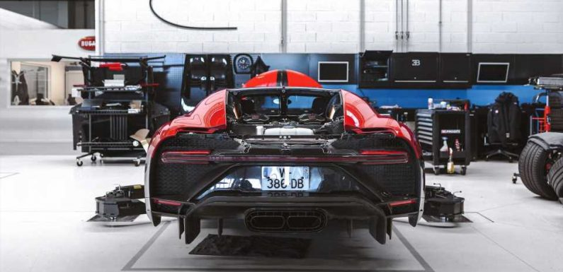 Bugatti Provides Peace Of Mind With Passeport Tranquillité Program