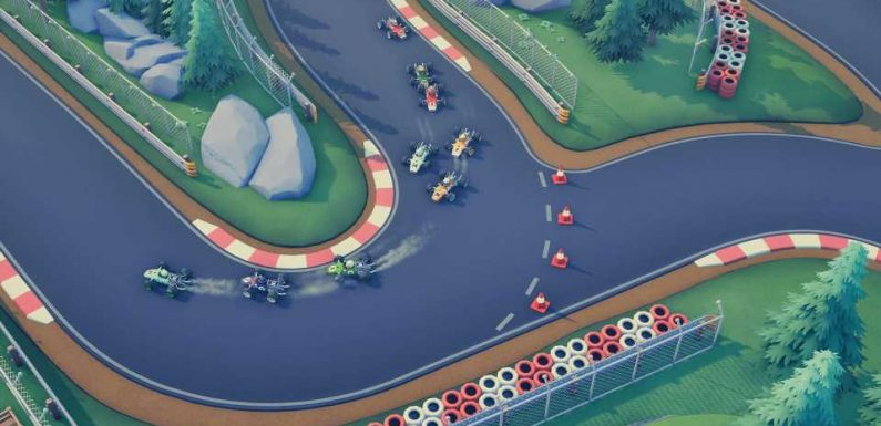 Circuit Superstars Hits Steam Early Access, Coming to Consoles Later