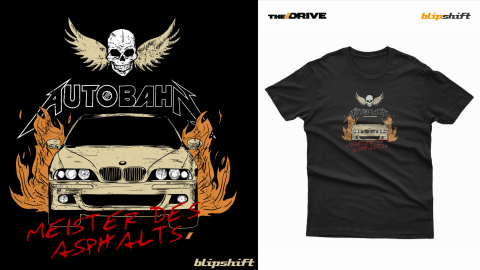 <em></noscript>The Drive</em> and Blipshift's New Autobahn Stormer Merch Will Have You Singing <em>MEISTER MEISTER!</em>