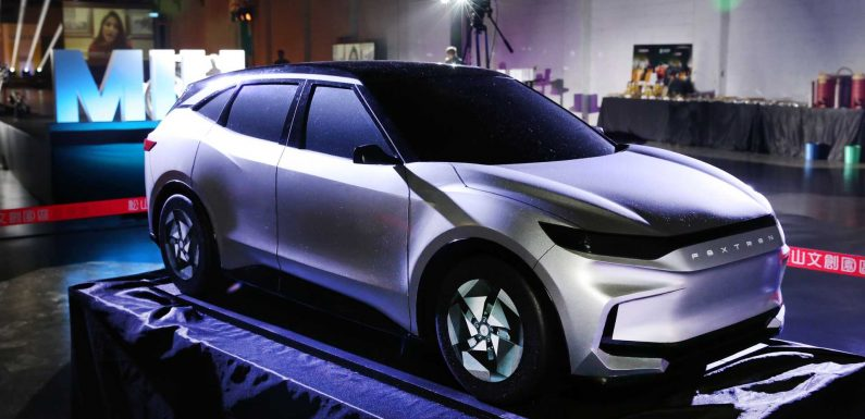 Foxtron Will Be Foxconn's Electric Car Brand Based On MIH Open Platform