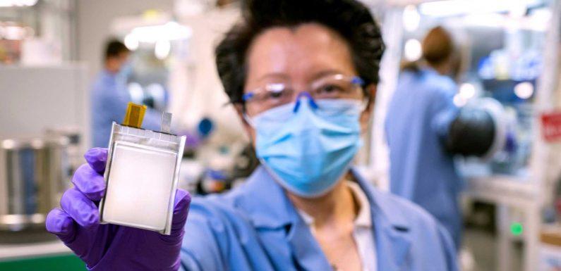General Motors Adopting New Super Energy-Dense Batteries