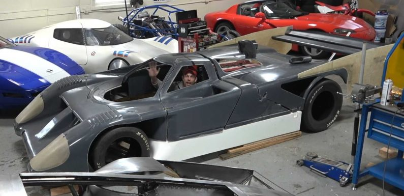 Casey Putsch Is Building Viper V10-Powered Nissan GTP Prototype