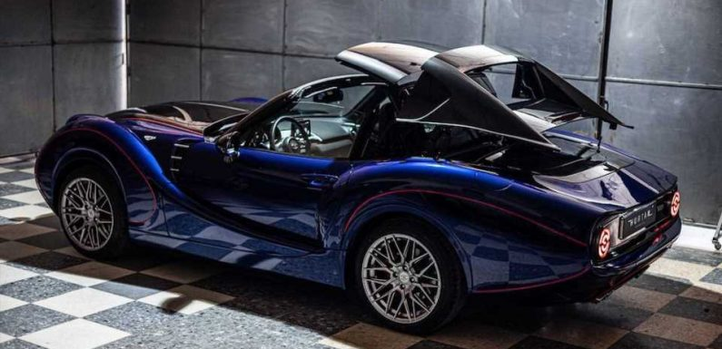 Hurtan Grand Albaycín Bespoke Is A Miata RF With Euro Influences