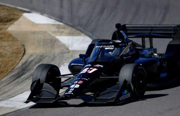 Romain Grosjean Visits 'Bucket List' Track as IndyCar Education Continues