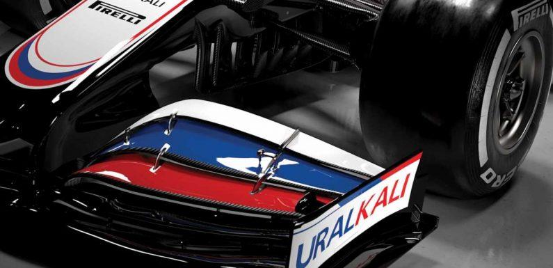 Uralkali Haas F1 Team to Reveal VF-21 at Bahrain Test