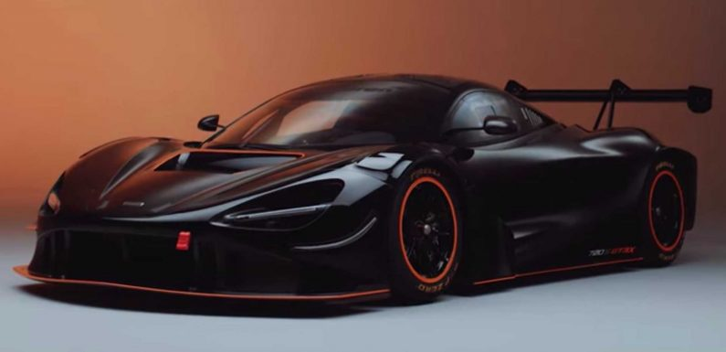 McLaren 720S GT3X Debuts Ignoring Racing Rulebook With 710 HP