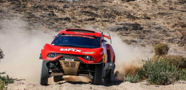 Prodrive Set to Build Road Legal, 500hp+ Rally Raid Car – and It's Coming to Gaming