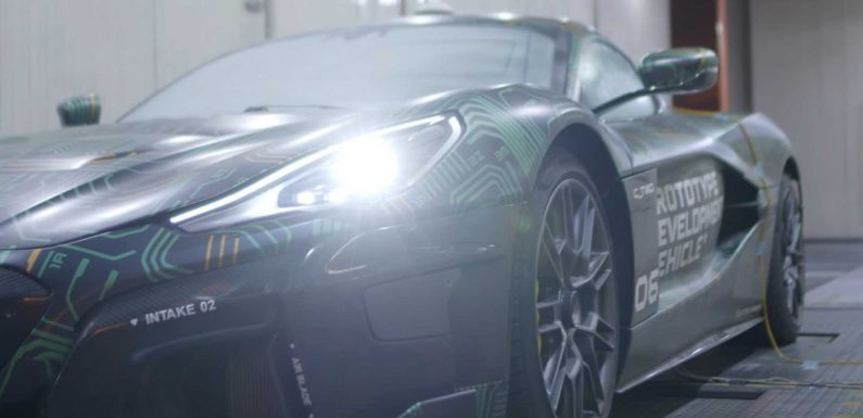 Watch Rimac C_Two Brave Extreme Heat And Cold During Weather Testing