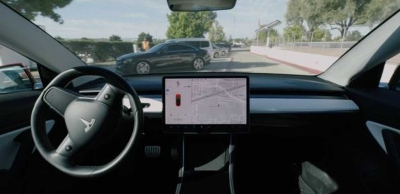 Waiting On Tesla's FSD Beta Download Button? Here's What Musk Says