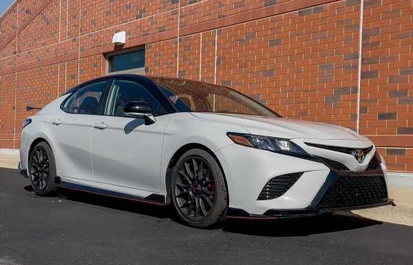 The Toyota Camry TRD Is Surprisingly Good but Stripped of Features