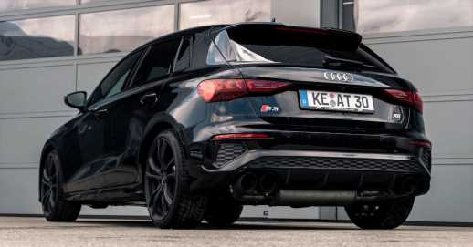 2021 Audi S3 gets new ABT Sportsline exhaust system – paultan.org