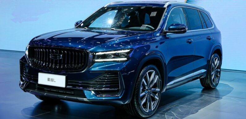 2021 Geely Xingyue L flagship SUV debuts in China – 2.0T, Level 2 autonomy with 5G-enabled self-parking! – paultan.org