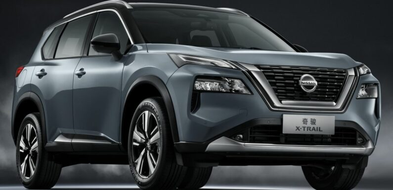 2021 Nissan X-Trail revealed for China – new 204 PS, 300 Nm 1.5L VC-Turbo, Europe to get e-Power in 2022 – paultan.org
