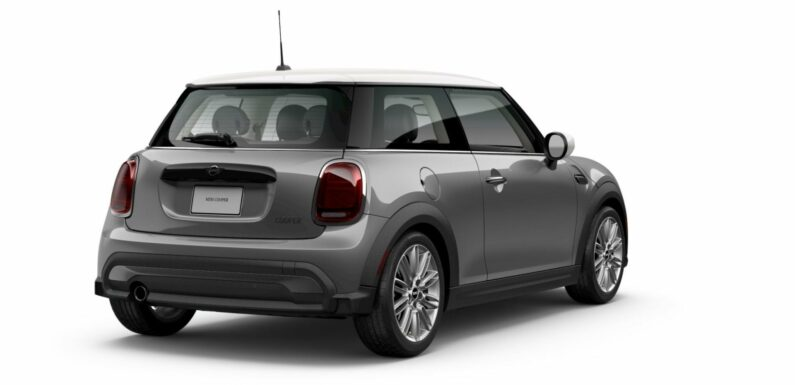 2022 Mini Oxford Edition Two-Door Is a Surprising $20K Deal