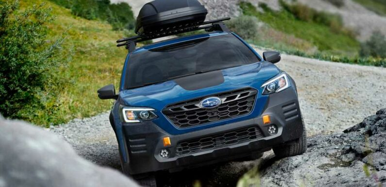 2022 Subaru Outback Wilderness Gets Price That Isn't Out There