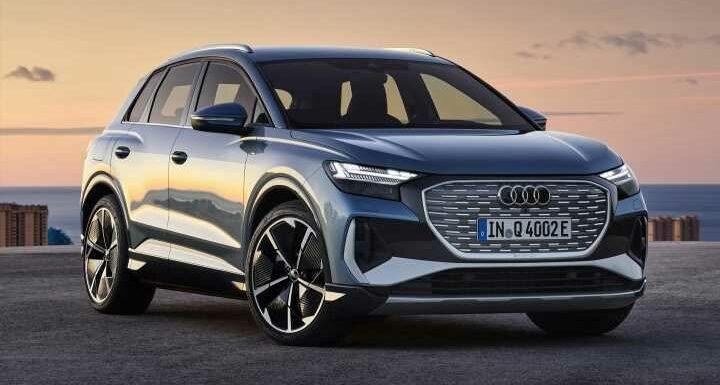 All-new Audi Q4 e-tron gets 299hp headliner