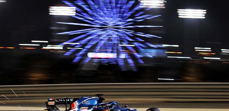 Alpine confirm upgraded aero package for Imola