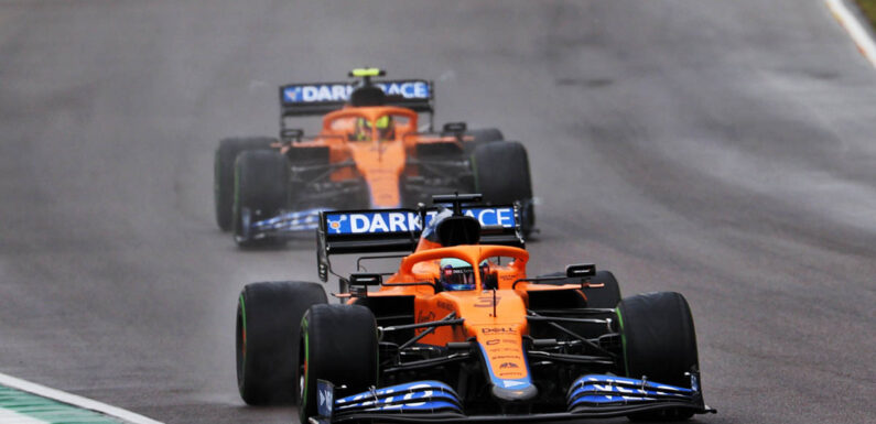 Andreas Seidl: Clean opening races for McLaren positive for cost cap