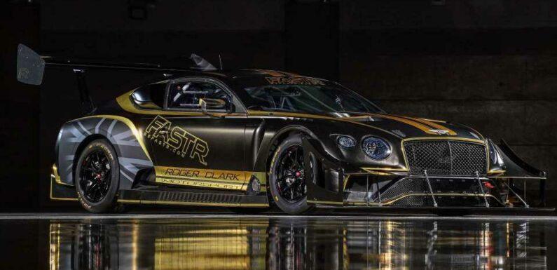 Bentley Continental GT3 Pikes Peak Runs On Renewable Fuel