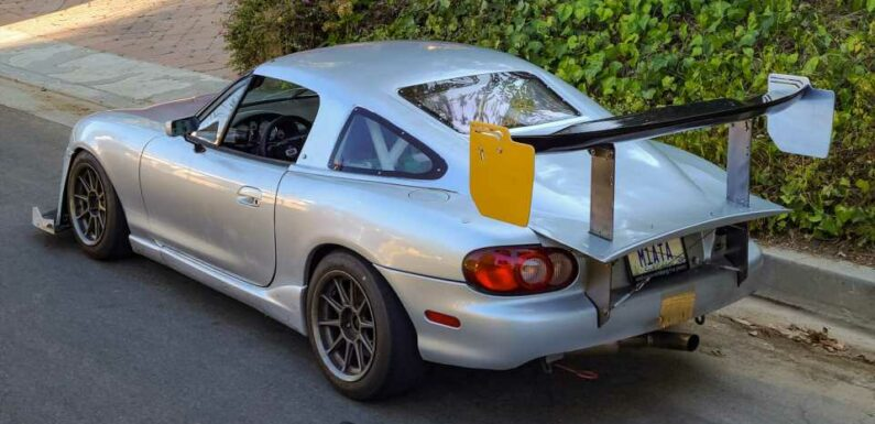Buy This Longtail Fastback Top and Make Your Mazda Miata Look Like a Le Mans Racer
