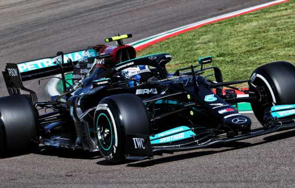 Cooler temperatures now an issue for Mercedes