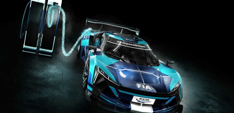 FIA Creates A New Electric GT Racing Series With 700 kW Charging