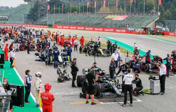 FIA confirm track limits enforcement for Imola | F1 News by PlanetF1