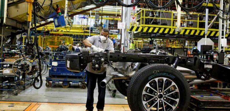 Ford Cancels Usual Summer Factory Holiday Amid Chip Shortage Woes