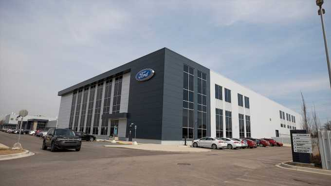 Ford Ion Park to Pave Way for Company's Future Battery Cell Plants