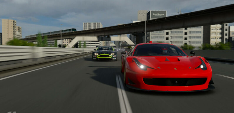 GT Sport Daily Races: City Slickers