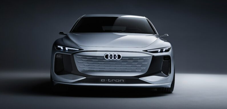 Gas Audi A6 to Sell Alongside Totally Different A6 E-Tron EV
