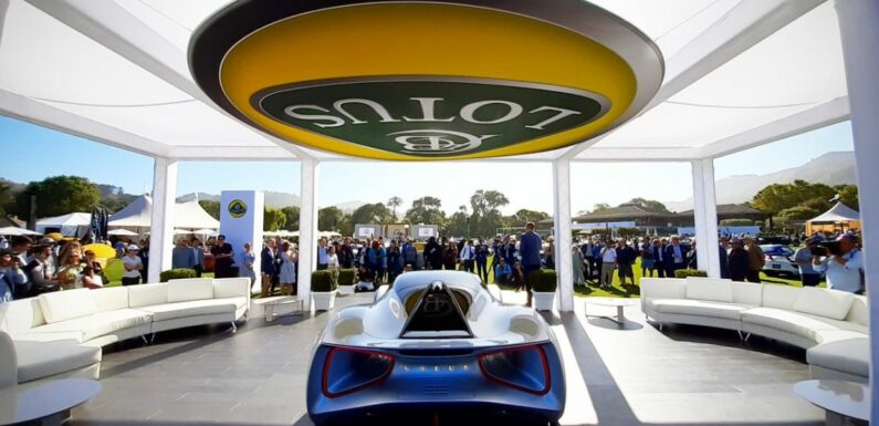 Geely reportedly considering plans to raise RM4.1 bil for Lotus to expand brand's EV presence in China – paultan.org