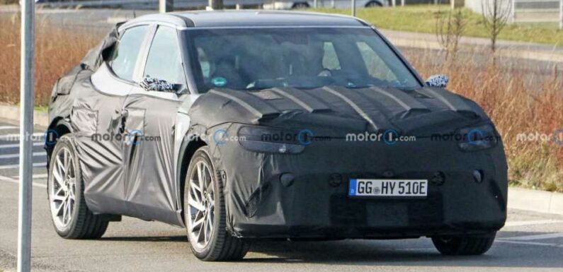 Genesis GV60 All-Electric Crossover Could Get June Debut: Report