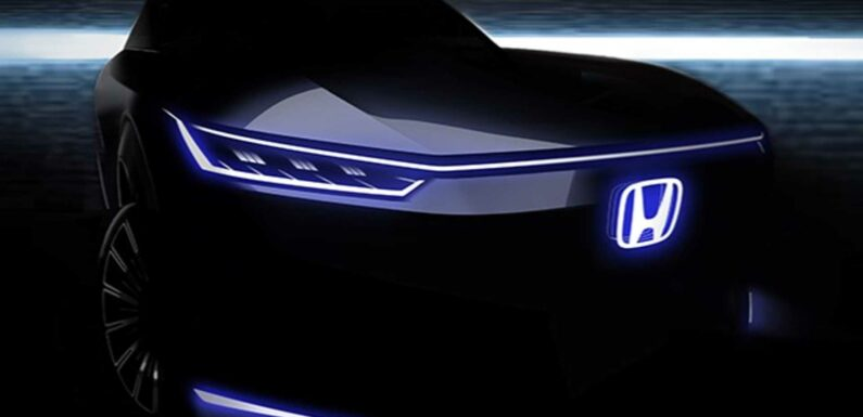 Honda Sets Aggressive Goal To Become Full EV Brand By 2040