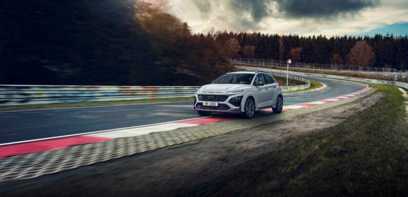 Hyundai Kona N Crossover Gets a Big Injection of Fun