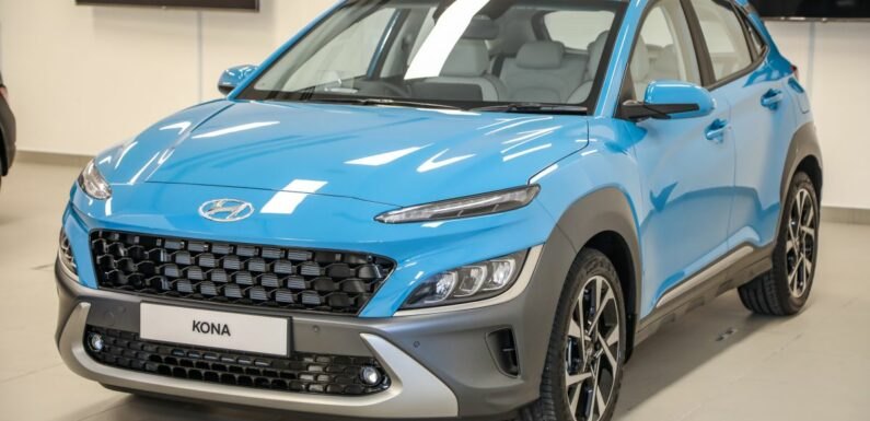 Hyundai Kona facelift launched in Malaysia – 2.0L NA CVT only, Active now with AEB, RM120k to RM137k – paultan.org