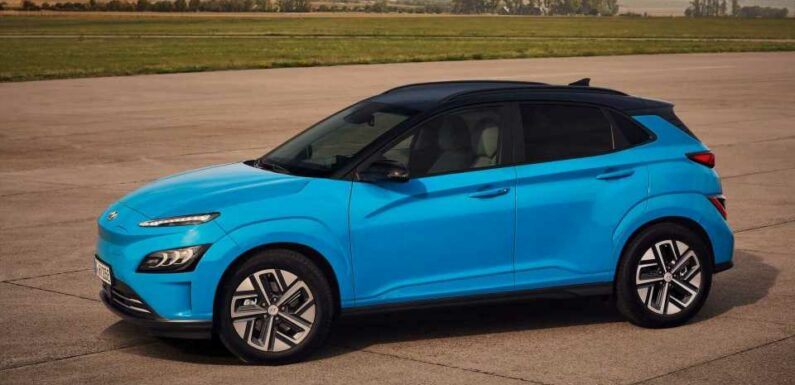 Hyundai Plug-In Car Sales Down In March 2021