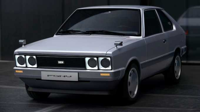 Hyundai's Heritage Series Pony First Look Review: '80s EV Stunner
