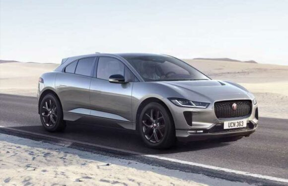 Jaguar introduces new I-Pace 'Black'