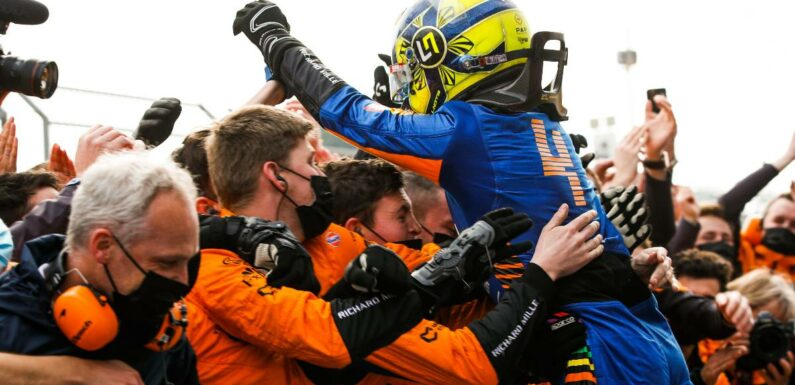 Lando Norris: Difference at McLaren is 'incredible' | Planet F1