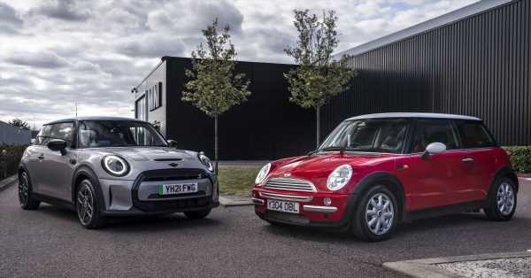 MINI celebrates 20 years of production in Oxford, Swindon – over five million units produced since 2001 – paultan.org