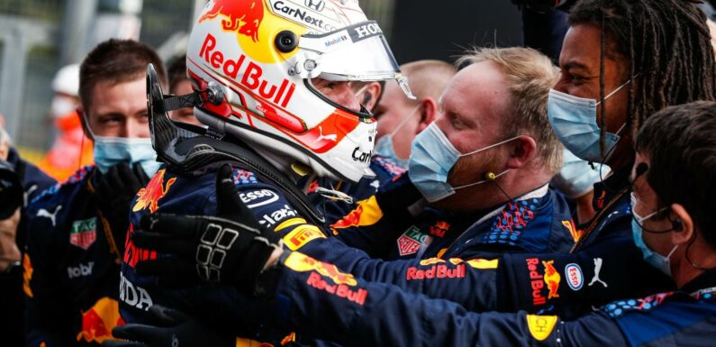 Max Verstappen must now choose his moments to 'shine'