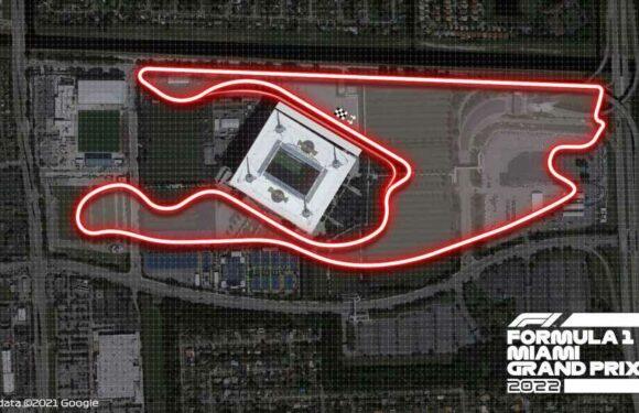 Miami Formula 1 Grand Prix Confirmed for 2022