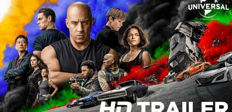 New Fast & Furious 9 Trailer Confirms Flying Fiero Headed To Space