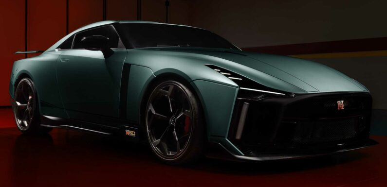 Nismo Talks Nissan GT-R50 Engine, Touts Quicker Acceleration