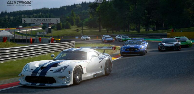 No Joke: Gran Turismo Will Be An Official Olympic Event This Year
