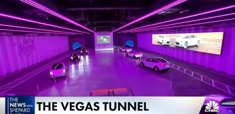 Op-Ed: Was Media Right About Elon Musk's Las Vegas Boring Loop?